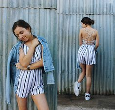 Isabella Wight - Glassons Playsuit - RIDIN ROUND