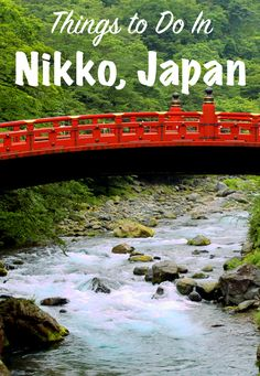 Nikko is full of rich, Japanese culture, making it the perfect place to get a firsthand encounter with Japanese culture. It's also a great day trip from Tokyo. Read the full article to see all my recommendations for things to do in Nikko, Japan. Don't forget to pin this to your travel and Japan boards! | #Nikko #Japan #Daytrip