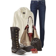 """""""Sorel Style"""" by orysa on Polyvore"""