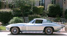 1966 Chevrolet Corvette | #Mecum #Dallas Chevrolet Corvette, Chevrolet Stingray, Old Corvette, Chevy, Classic Hot Rod, Classic Cars, 1960s Cars, Fancy Cars, Cars