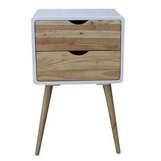 Henry Side Table 30x40cm