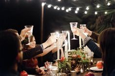 Host a Stellar Holiday After-Dinner Party - Chowhound