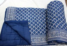 Bedding Spirited Vintage Kantha Quilt Indian Handmade Cotton Bedspread Sashiko Throw Bedding Home, Furniture & Diy