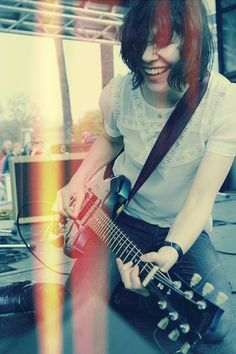 Carrie Brownstein of Portlandia and Wild Flag