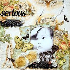 Slide Album: My Scrapbook Pages