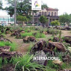 jardins de Burle Marx - INTERNACIONAL