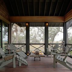 Do it yourself screened porch todays homeowner windows and doors screened in porch grey porch ceiling solutioingenieria Choice Image