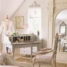 shabby chic rooms ideas -