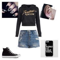 """Goth"" by nickibrian on Polyvore"