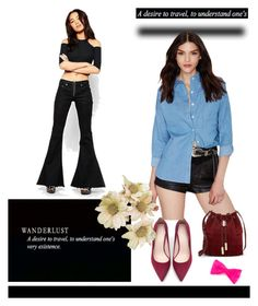 """""""walktrendy"""" by walktrendy on Polyvore featuring Zara, claire's and Vince Camuto"""