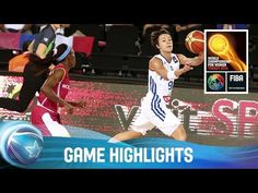 France v Mozambique - Group B - 2014 FIBA World Championship for Women | TVideo.Net