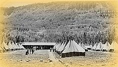 Conservation Civilian Corps Camp
