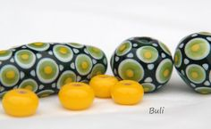 Handmade Lampwork Glass Beads Sets