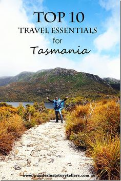Our top 10 travel essential tips for Tasmania, Australia! We compiled these tips from our mistakes from our Tassie Road-trip. So please browse them before you go so you are prepared for the 'moods' of Tasmania! Visit Australia, Western Australia, Australia Travel, Queensland Australia, Tasmania Road Trip, Tasmania Travel, Places To Travel, Places To See, Travel Destinations
