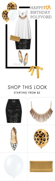 """""""Happy Birthday Polyvore!"""" by boho-at-heart ❤ liked on Polyvore featuring Pierre Balmain, Free People, Humble Chic, Bionda Castana, MICHAEL Michael Kors and happybirthday"""