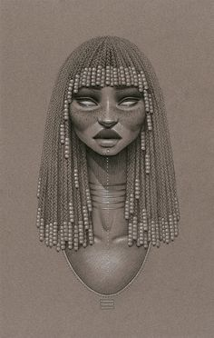 Moondust: Afrofuturist Artwork