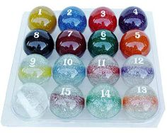 Unique Billiard Balls | Pool Balls - Billiards - Snooker - Carom Ball Sets For Sale