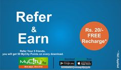 Wanna #Free #Recharge..??