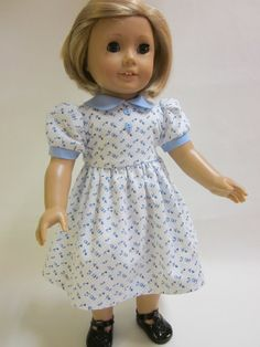 18 inch American Girl Doll Clothes  Dress for by IndustriousDog