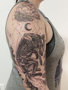 Pony Reinhardt #Ink #Inked #Tattoo #Cool