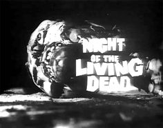 """hoppip: """"I think this weekend is going to be a Living Dead movie marathon :3 """""""