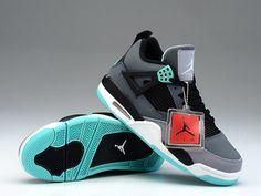 brand new bb54a ac526 Nike Air Jordan Retro IV 4 Green Glow Cement Concord Bred Carmine DMP,Price   48
