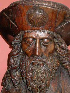 Religious Images, Religious Icons, Renaissance, Sculpture Art, Sculptures, Grenade, Expositions, Saint James, Aragon