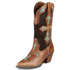 Ariat Cowboy Boots | Horses & Heels