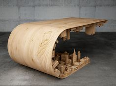 Coffee table at the price of 5000 Euro