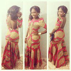 African Ankara Dresses | African prom dresses: hit or miss? | Didara.