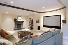 TIPS FOR MAKING A SMALL BASEMENT APPEAR LARGER. If you plan on finishing your small basement, try following these tips to create a space that is functional and beautiful..