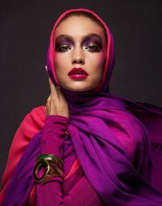 Gigi Hadid for VOGUE Arabia