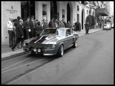 1967 Ford Shelby Mustang GT500 'Eleanor Edition'... can you say cargasm?