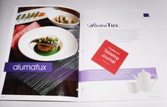 Tuxton Catalog Featured in TableTop Journal