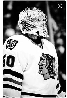 Chicago Hockey, Chicago Blackhawks, Hockey Teams, Ice Hockey, Corey Crawford, Hockey World, Man Crush Monday, Black Hawk, Dream Team