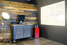 Work space by ReDesign / for Resolution Interactive Media