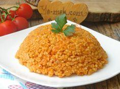 Bulgur Pilavı Resimli Tarifi - Yemek Tarifleri