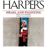 The September issue of Harper's is now available at J Drake Edens Library