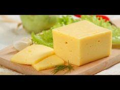 Как сделать домашний твёрдый сыр