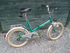 Skládací kolo ESKA Czech Republic, Childhood Memories, Bicycle, Image, Childhood, Nostalgia, Toy, Bicycle Kick, Bike