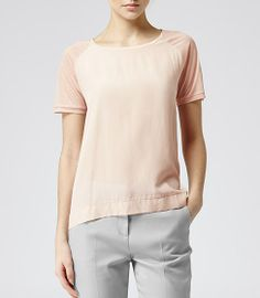 From casual style staples to stand-out designs, we have the perfect women's designer tops to keep you on-trend this season. Shop tops for women now. Perfect Woman, Reiss, Shop Now, Topshop, Tunic Tops, Silk, Casual, T Shirt, Women