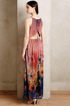 Sunset Garden Maxi Dress - anthropologie.com #anthrofave #anthropologie