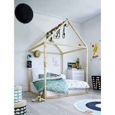 Ce tapis donne un effet cosy à la pièce dans laquelle il se trouve.