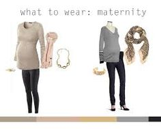 what to wear for maternity pictures - Google Search