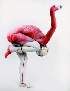 22 Masterful Body Paintings That Disguise Humans As Animals | for urban women | the women's lifestyle & travel network in Asia