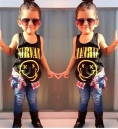 """NIRVANA TANK PRICE $7.99 OPTIONS: 12M, 2T, 3T, 4T, 5 To purchase: comment """"sold"""", size & email"""