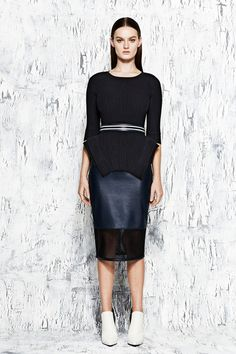 Jonathan Simkhai | Pre-Fall 2014 Collection | Style.com