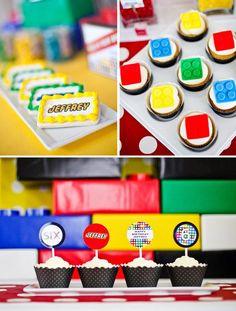 lego+birthday+party+super+heroes   Lego!!   lego
