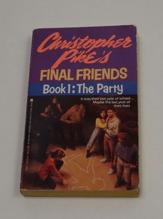 The Party No. 1 by Christopher Pike (1991, Paperback) Book
