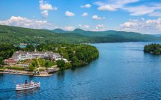 Experience Ultimate Summer Vacation At Lake George